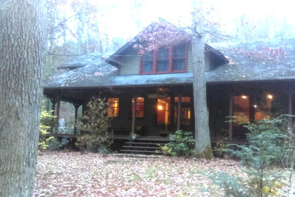 A little bit of the Appalicia - Fayetteville - Casa