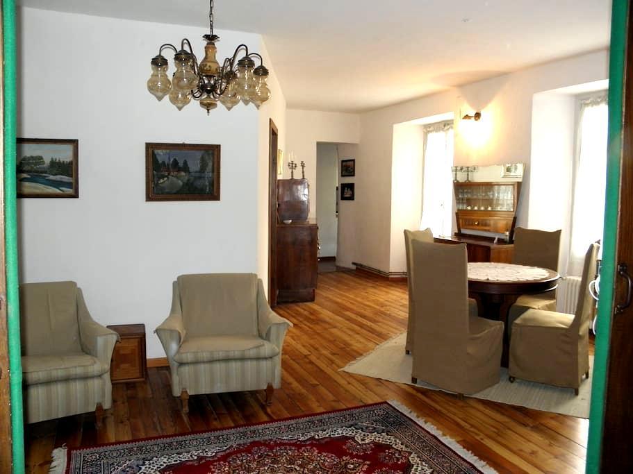 Casa antica imbocco Val Masino 2 - Ardenno - Wohnung