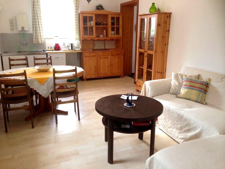 Schöne Ferienwohnung für Naturliebhaber - Jabel - Apartament