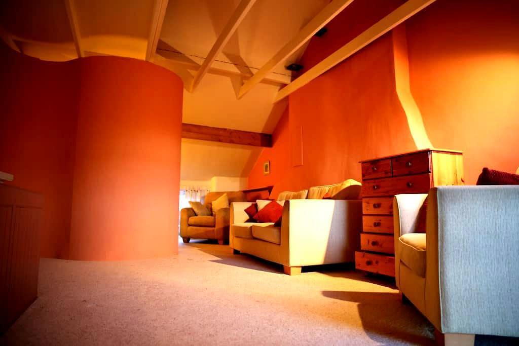 Top floor flat in Dalton in Furness - Dalton-in-Furness - House