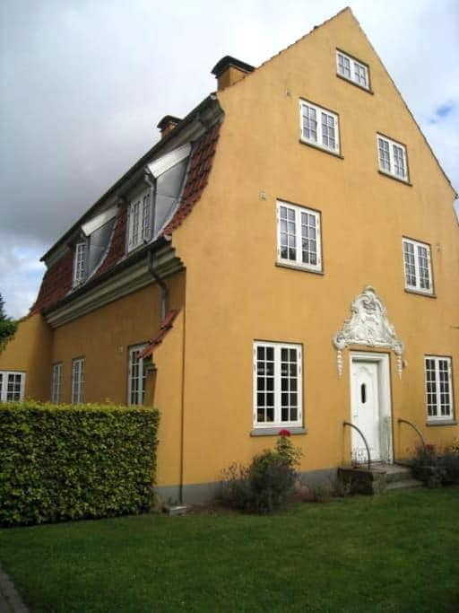Charming apartment close to CPH - Lyngby - Apartamento