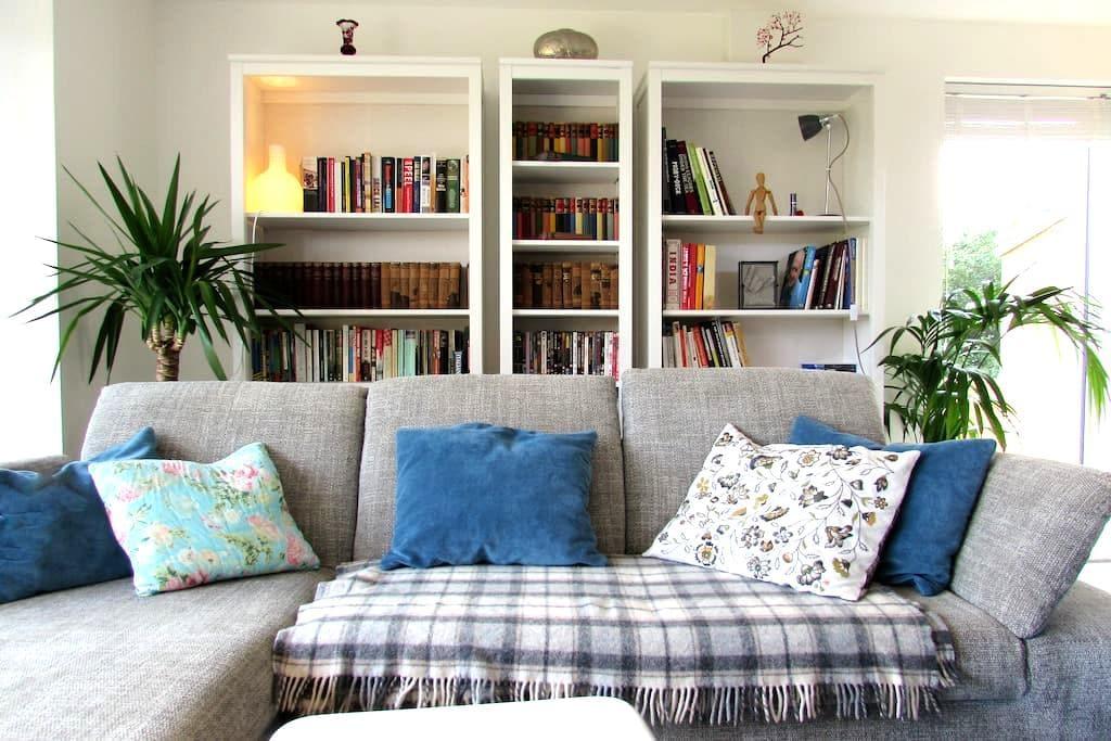 The Luxury Falmouth Eco Home close to Beach - Falmouth - Casa