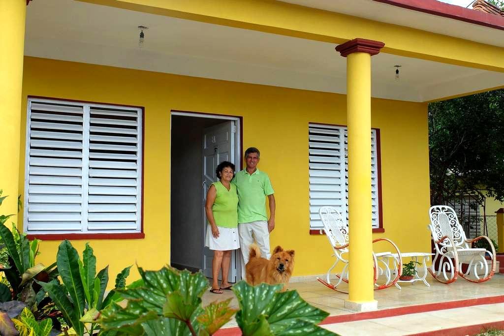 CASA EUSEBIA Y EUSEBIO - Vinales - House