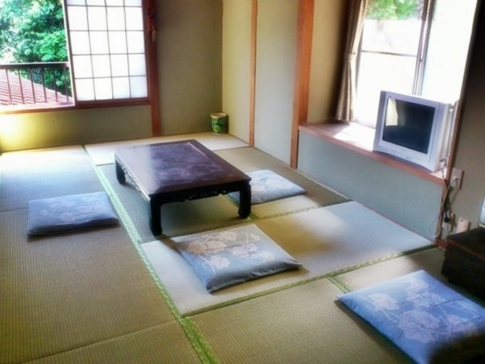 Family Tatami Room 和室 (Max 5persons)