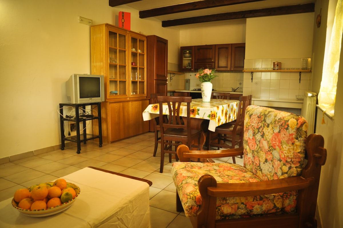 Villa Poggetto,appartamento Ponente