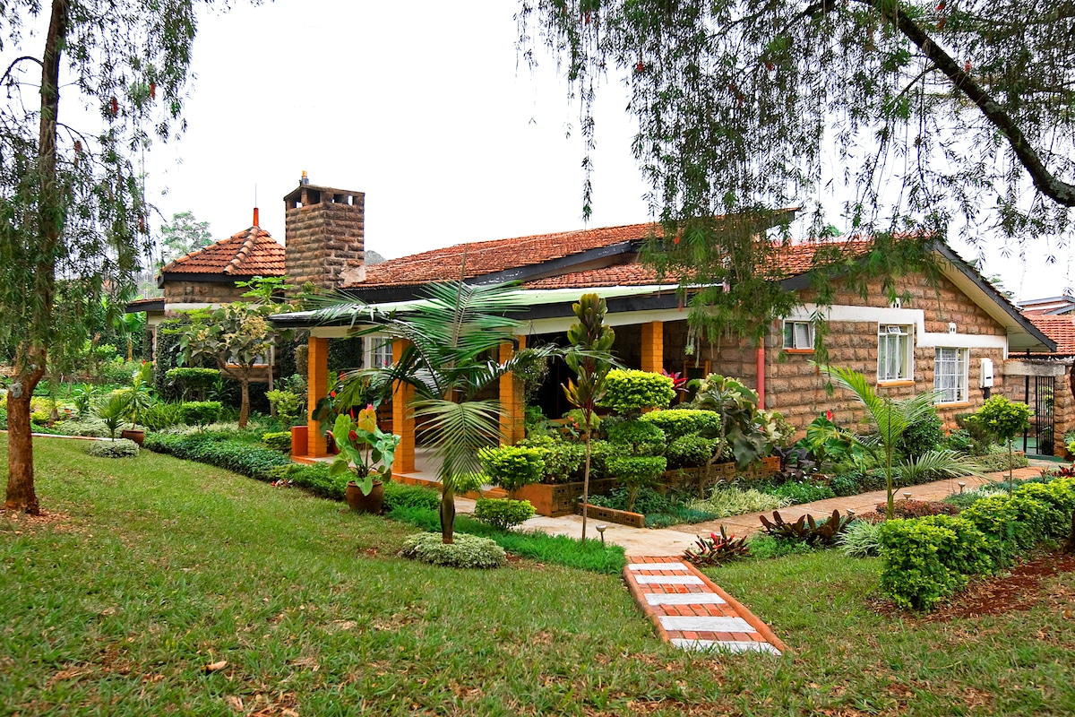 LORESHO HOUSE * That Homely Feeling