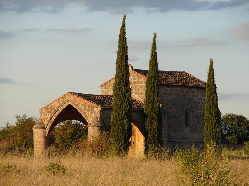 Small farmhouse in the Languedoc