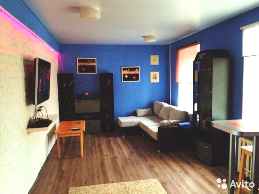 Двух комнатная квартира в центре!! - Smolensk - Apartment