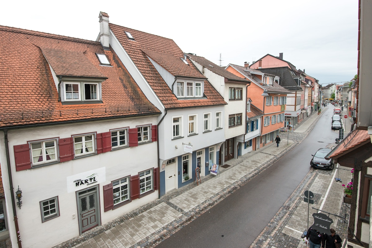 Townhouse in Historic City Centre