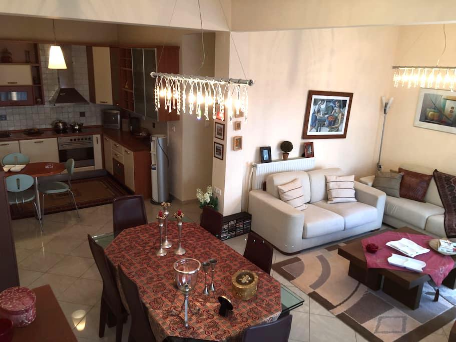 Μeteoras Best View Design  Apartment - Kalampaka