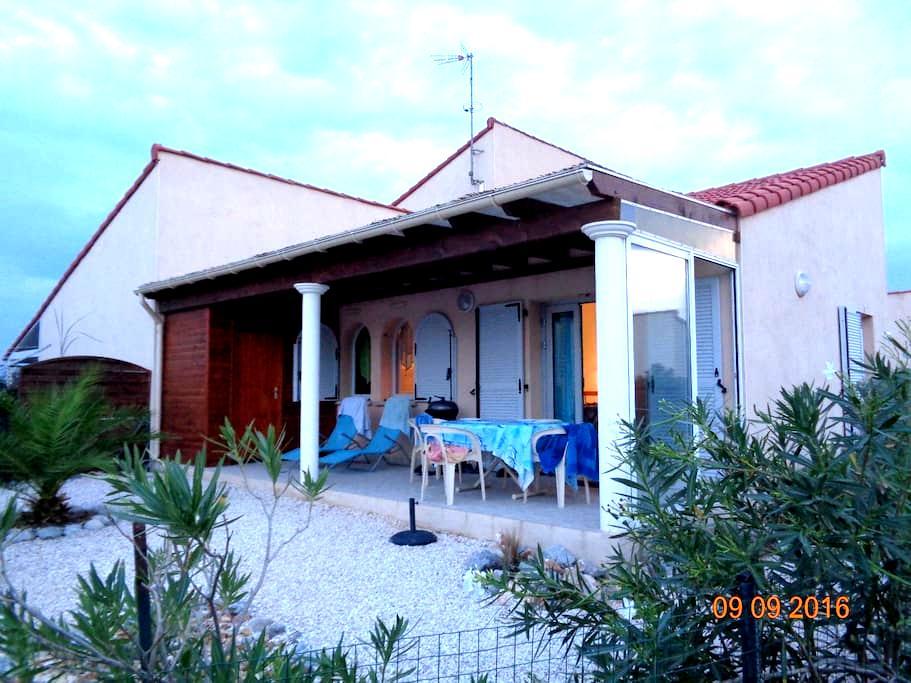 Villa T3 200 metre de la plage - Leucate