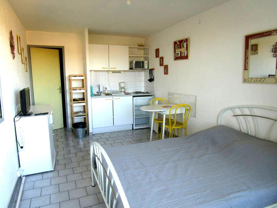 Appartement 20m² - Balaruc-les-Bains - Wohnung