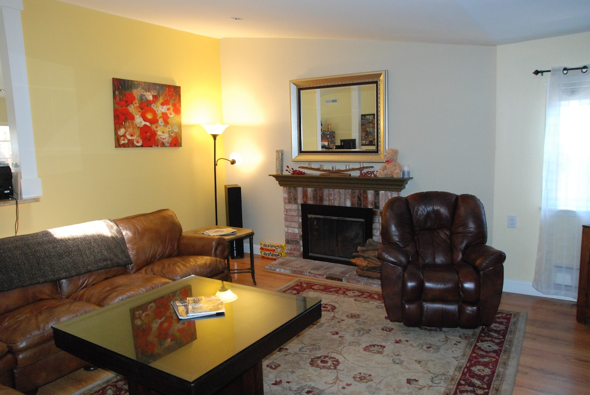 Friendly and Accommodating Abode