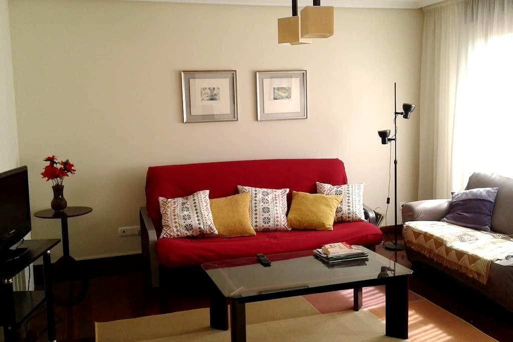 Nice and central apartment. - Santoña - Квартира