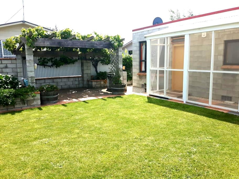 Warm and quiet space in lovely surrounding - Blenheim