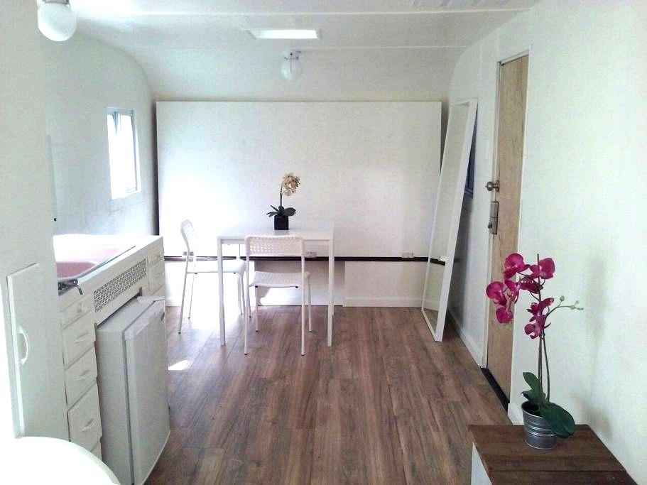 #2 Tiny home#2 +a/c+outdoor jacuzzi - San Diego - Altro