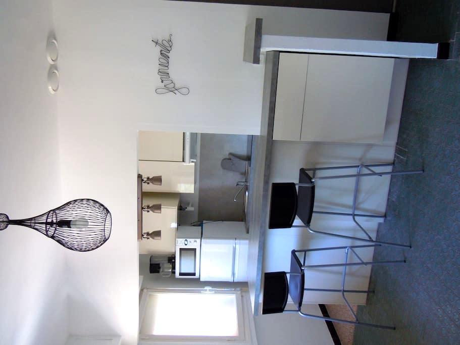 Joli Studio CAVALAIRE 27m2 Balcon 8m2, Parking - Cavalaire-sur-Mer - Byt