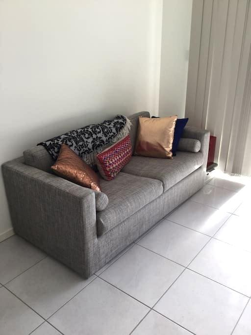 New Apartment Close to Airport - Chermside - Leilighet