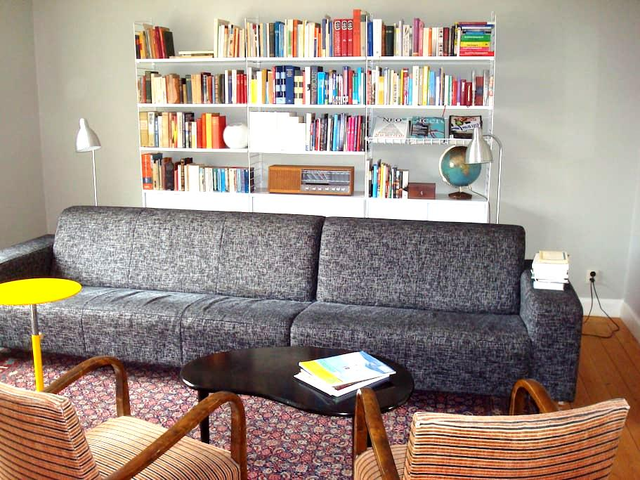 Uppsala's best location - Uppsala - Apartment