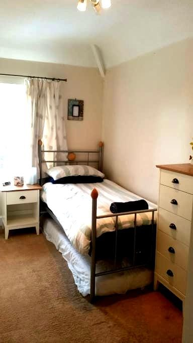 Cosy single bedroom near the Docklands - Londýn - Dům