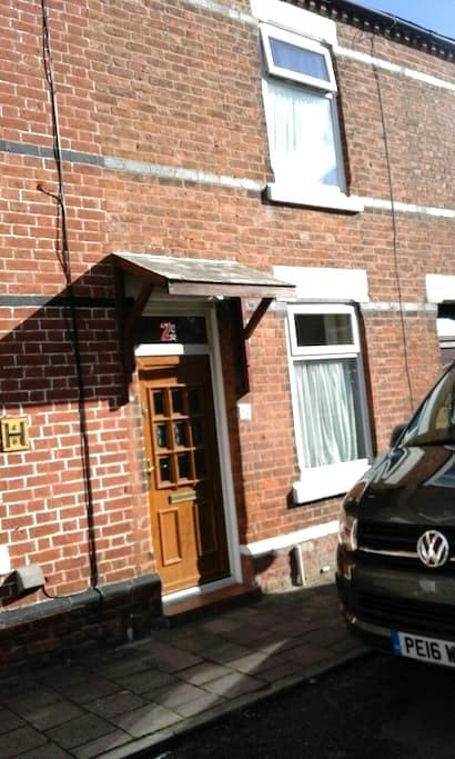 Welcome enjoy your stay - Chester - Hus