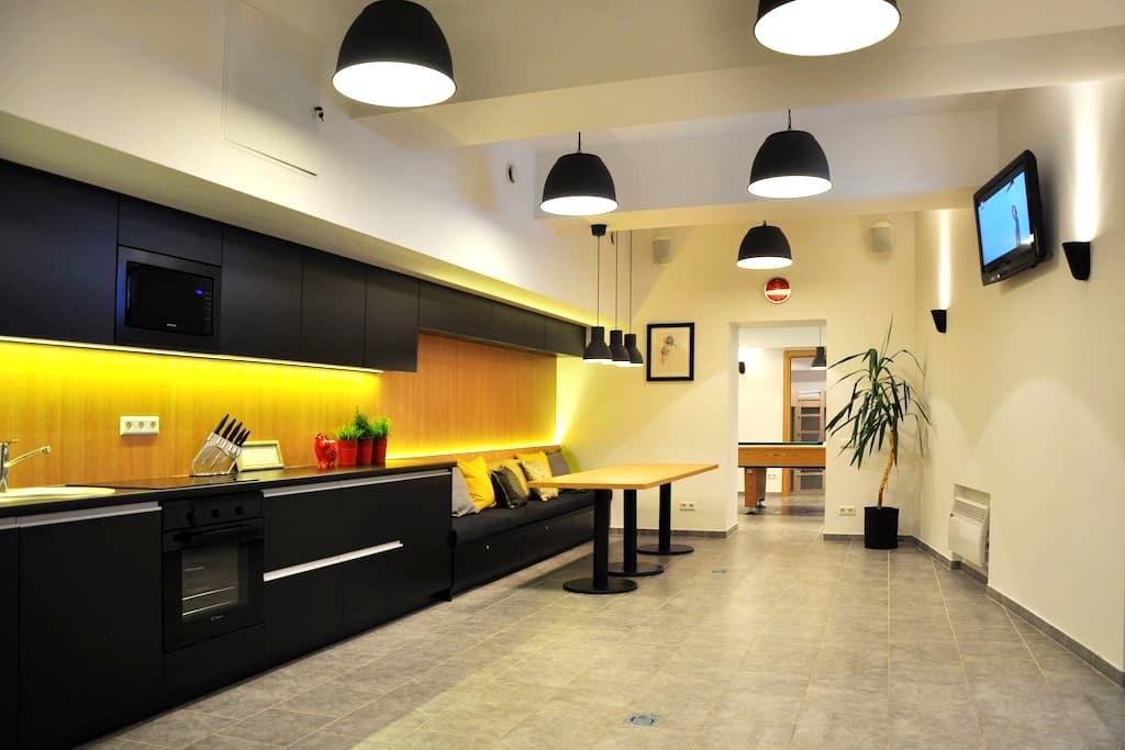 Bomb Shelter apartment VLN(central) - Vilnius - Appartement