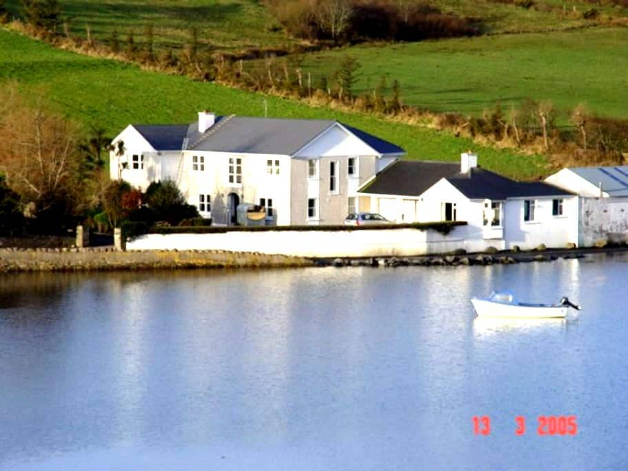 Seapoint House 4 star guest hse - Westport - Bed & Breakfast