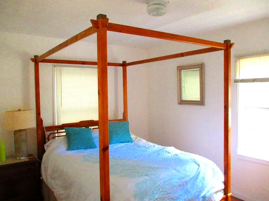 Room in Historic Sailboat Bend - Fort Lauderdale - Casa