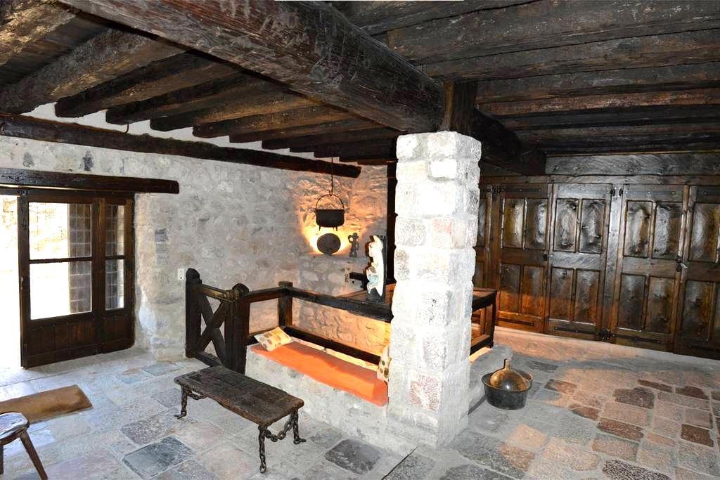 Mulh's House **** - Villefranche-de-Conflent - Dům