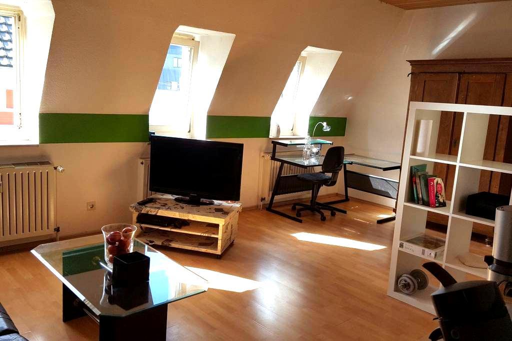 City Wohnung mitten im Zentrum! - Bonn - Huoneisto