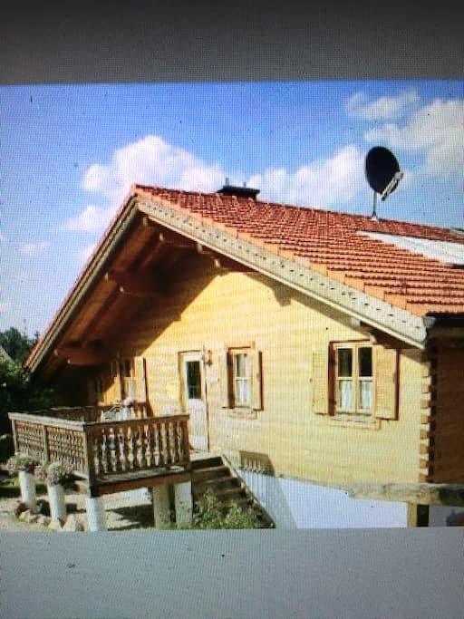 Apartment Ulli - Siegsdorf - Appartement