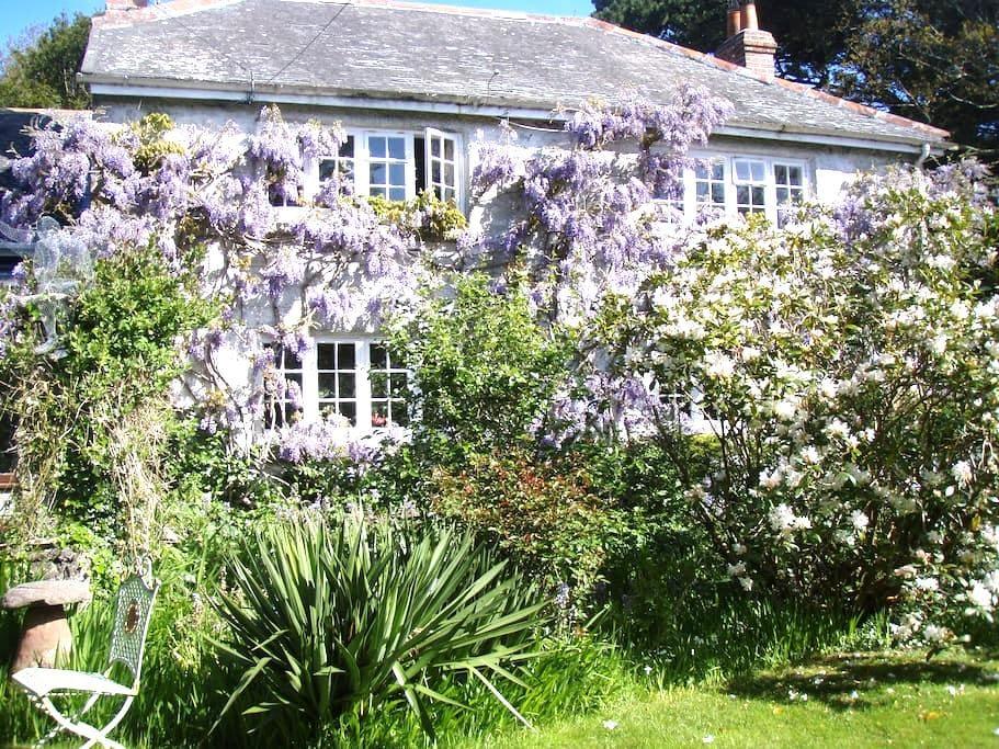Rosemerryn, Edwardian Artist house. - Saint Buryan - Ház