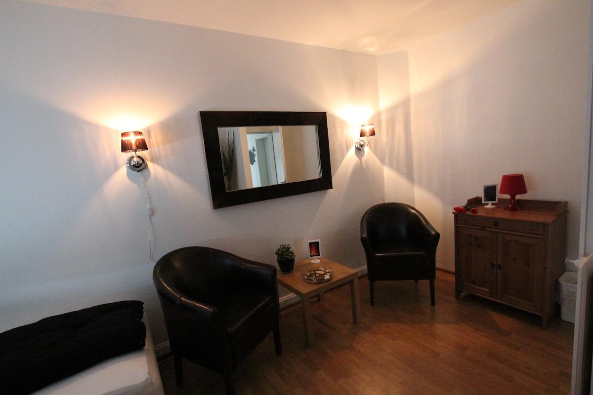 #1 City center cozy room for you !