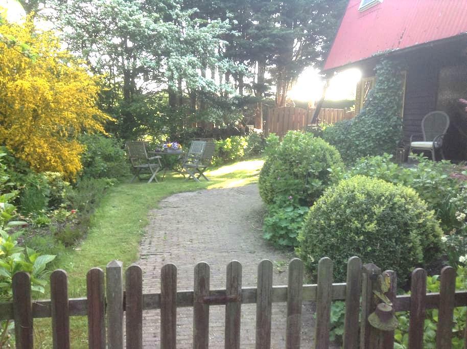 Sfeervol,rustig met veel privacy - Noordwijk - Condominio