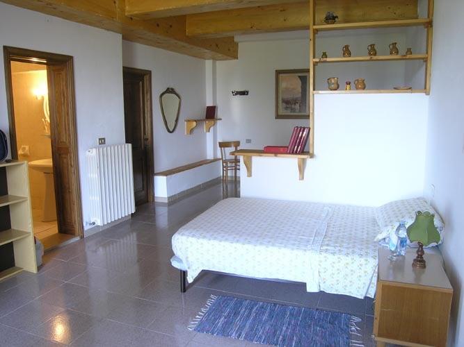 The room San Martino Montepulciano