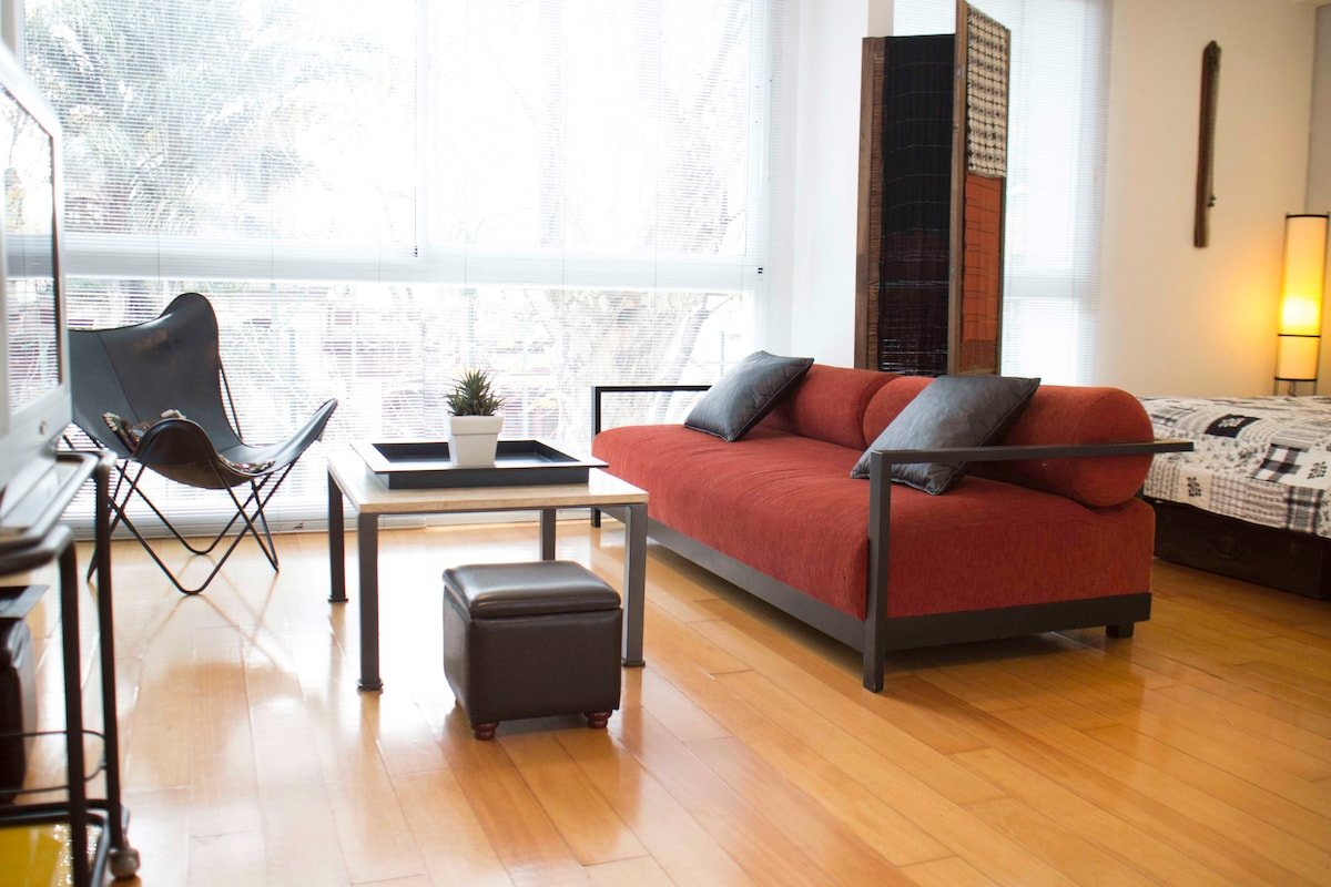 Fully-furnished Palermo apartment