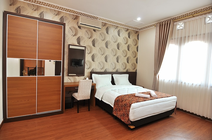 nDhalem Bintaran #Room Saraswati