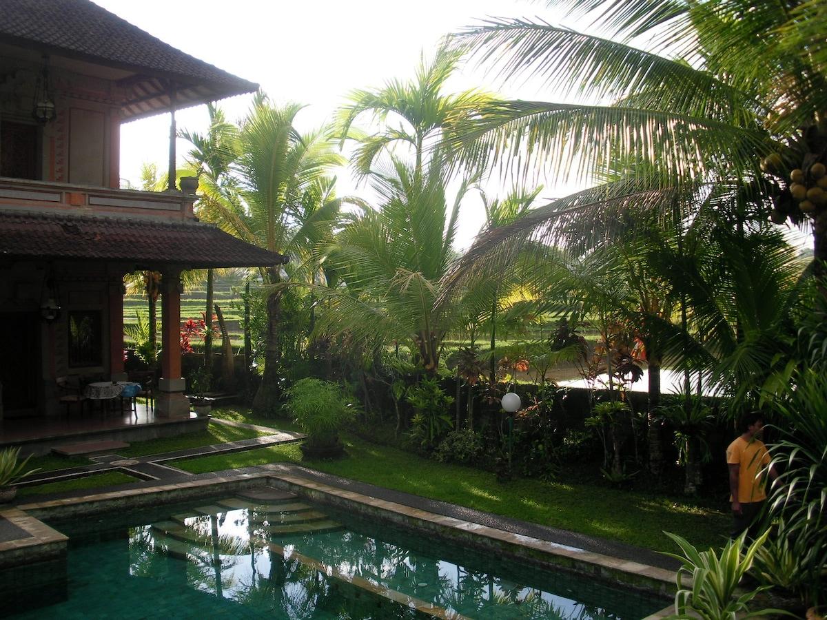 Increible villa en Ubud Bali -Sri