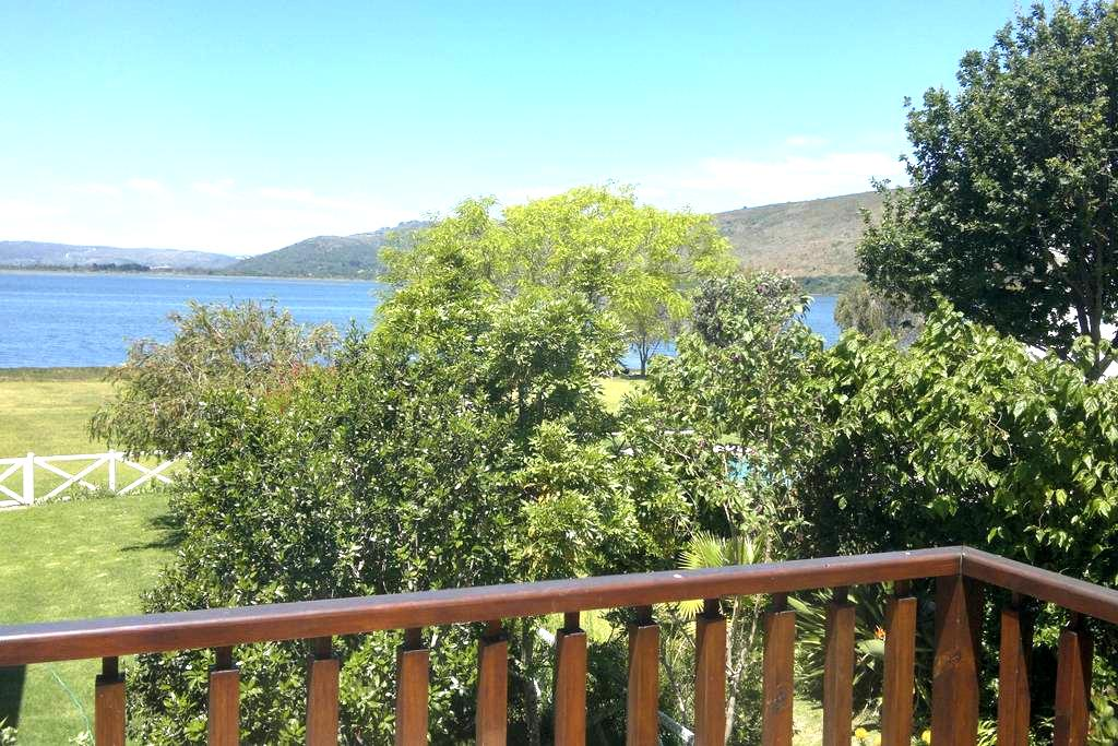 Lovely Lagoon front position in peaceful Belvidere - Knysna