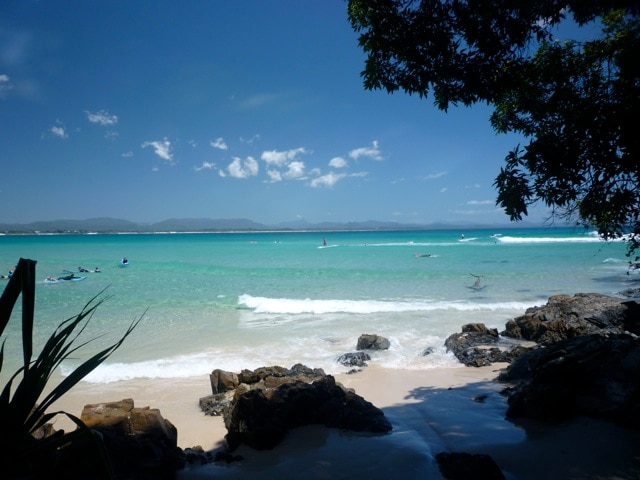 SHELTER CLARKES BEACH