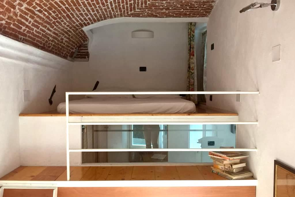 Loft in San Lorenzo 1, opt parking - Gênes - Loft