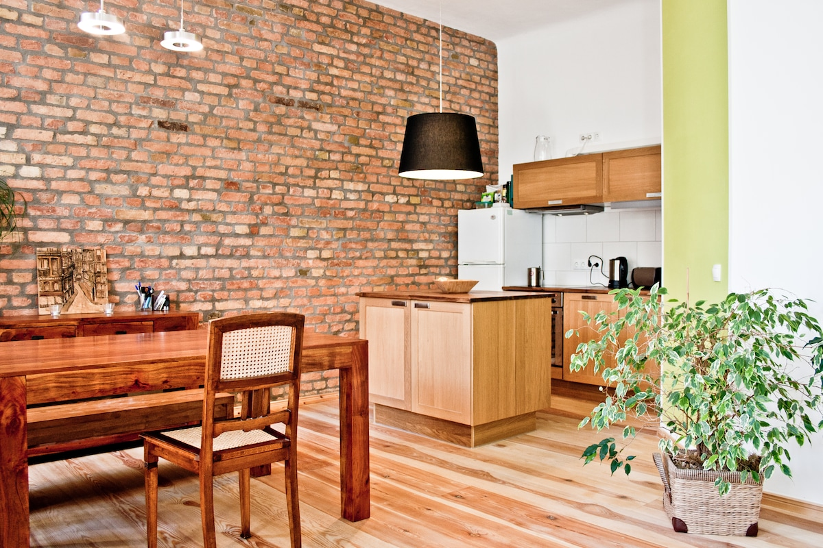 cosy apartment near Potsdamer Platz