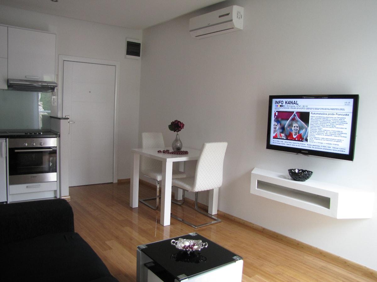 Luxury City Center Apartments