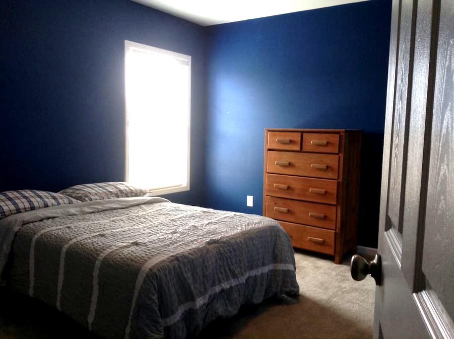 Blue Lagoon Suite: Quiet & Spacious - Columbia - Casa