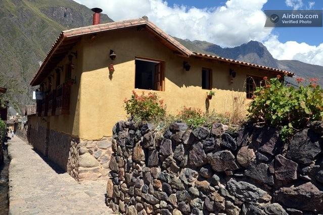 Wayra (Wind/Quechua),Ollantaytambo