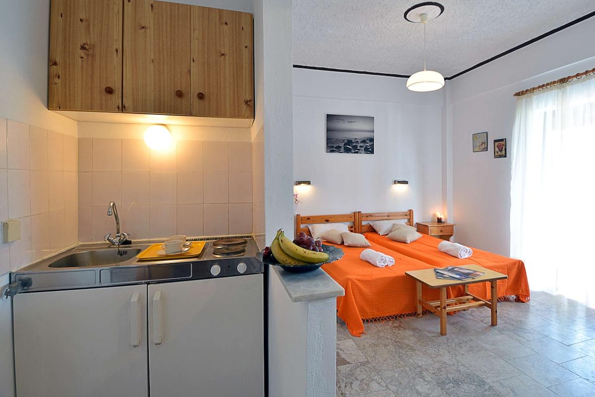 Nikis Apartments Agios Gordios