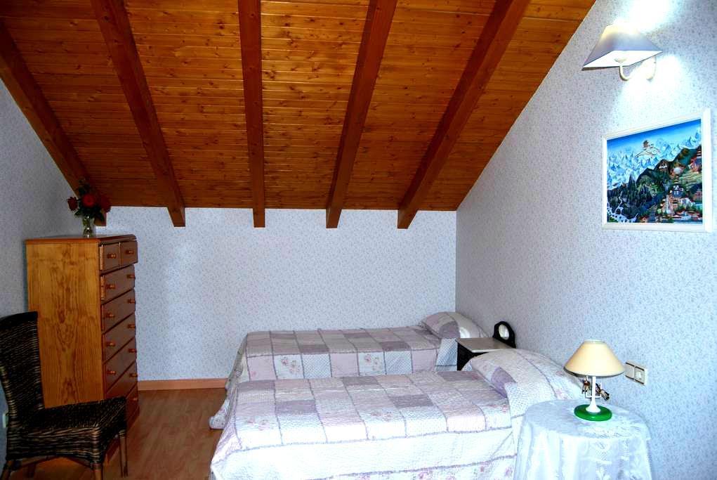 Habitacion doble con posibilidad de una 3ª cama - Malpartida de Plasencia