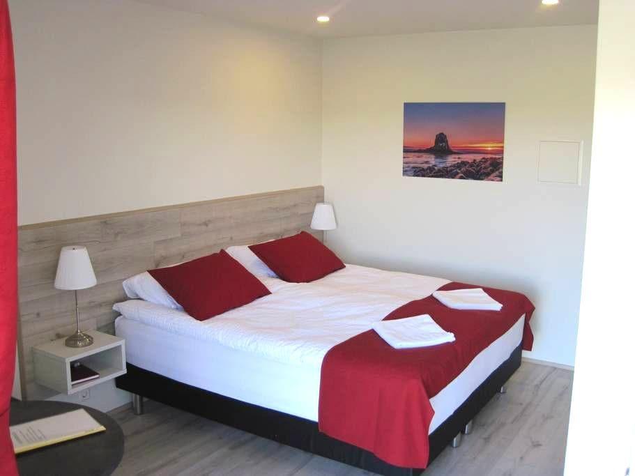 Skógar Sunset Guesthouse  St.room 4 - Húsavík - Pis
