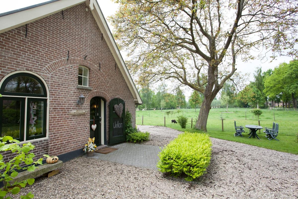 The Groeneland Room, sfeervol !!