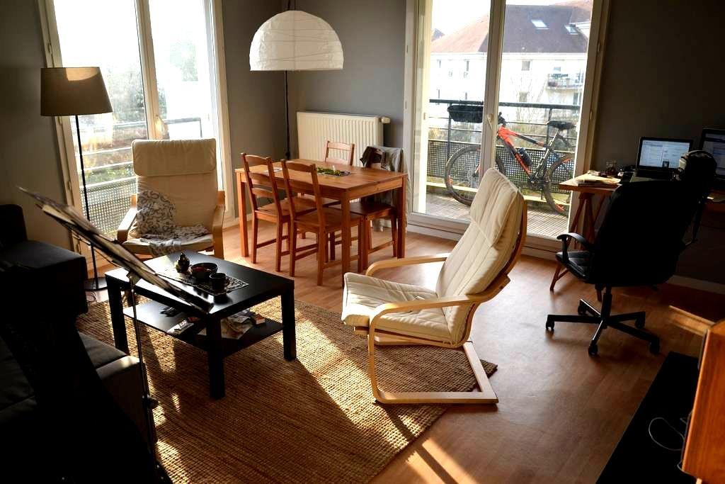 bel appartement avec balcon - Guyancourt - Apartament
